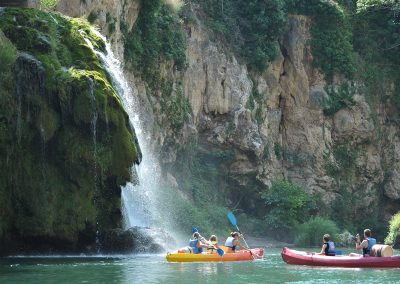 Kayaking in the Gorges du Tarn