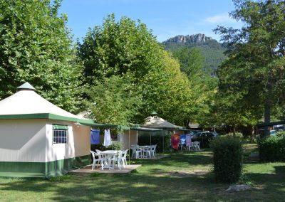 Nos tentes Bengali, le confort et le charme du camping