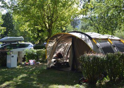 Emplacements adaptés pour un séjour reposant
