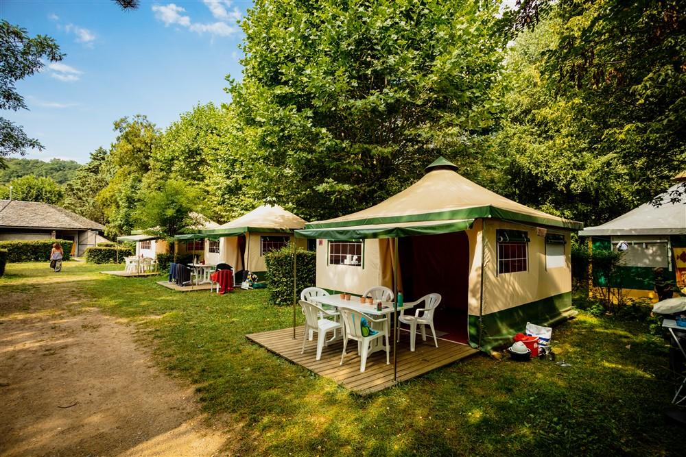 Tente Bengali camping 2